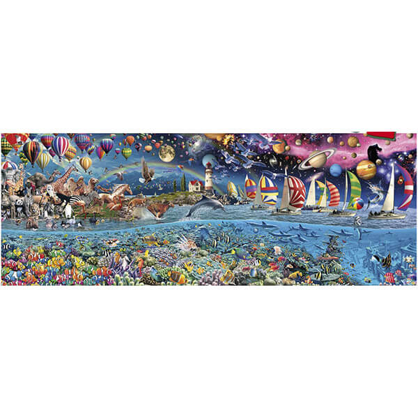 Life, The Greatest 24,000 Piece Puzzle #jigsaw #puzzle