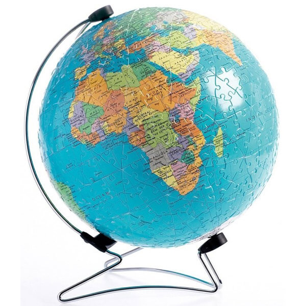 Ravensburger 3d earth puzzleball puzzle haven ravensburger 3d earth puzzleball gumiabroncs Choice Image