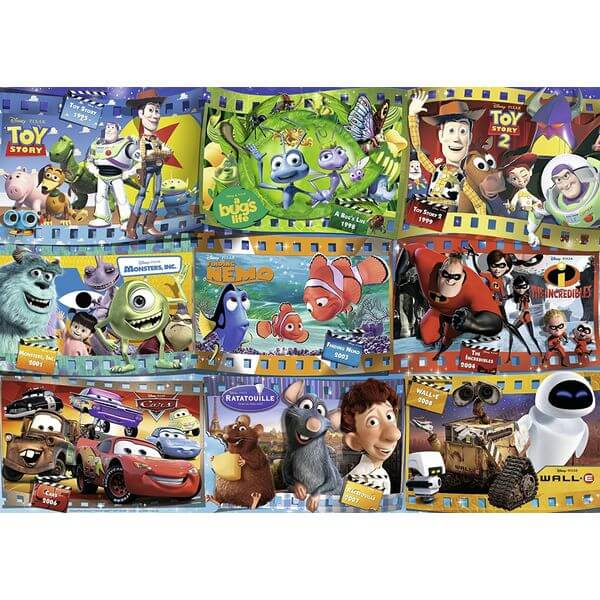 Ravensburger Disney Pixar Movies Jigsaw Puzzle