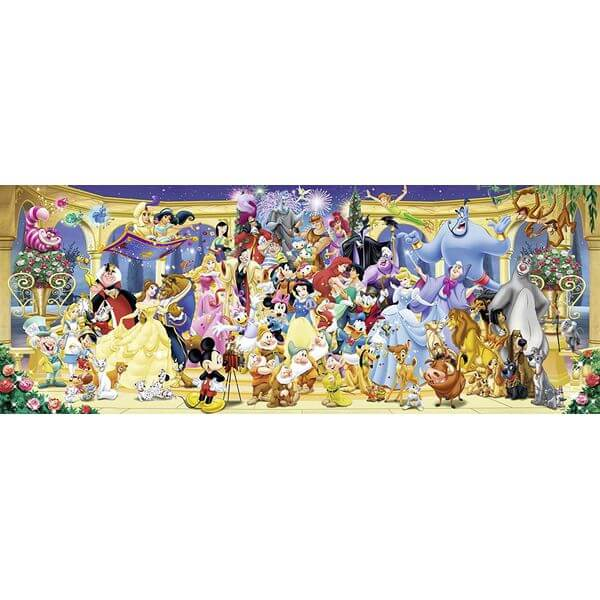 Ravensburger Disney Panoramic Jigsaw Puzzle