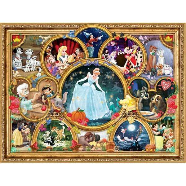 Ceaco Disney Classics Collage Puzzle