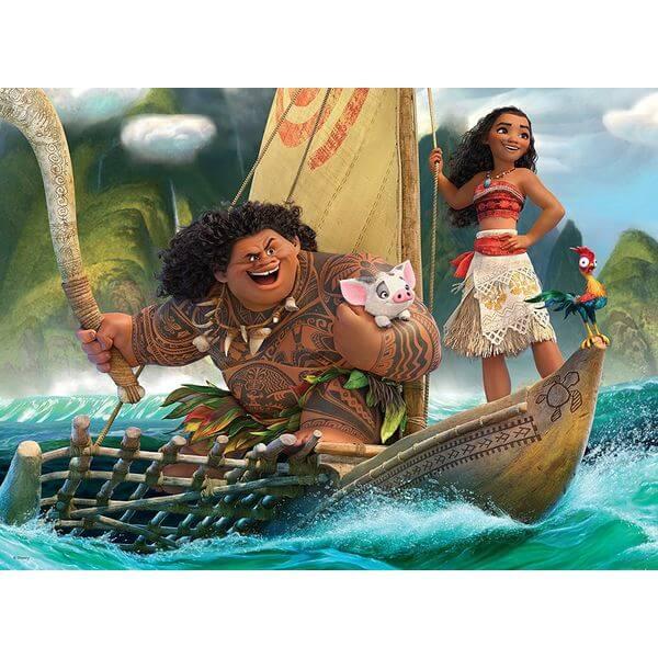 Ravensburger Disney Moana One Ocean One Heart Jigsaw Puzzle