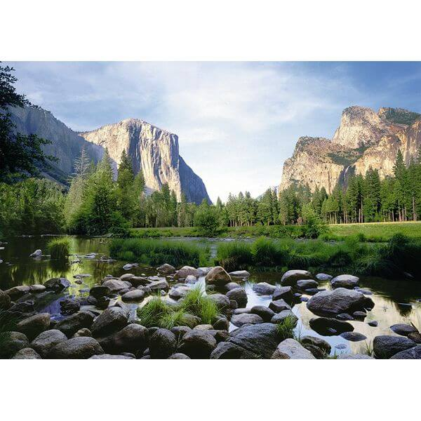 Ravensburger Yosemite Valley Jigsaw Puzzle
