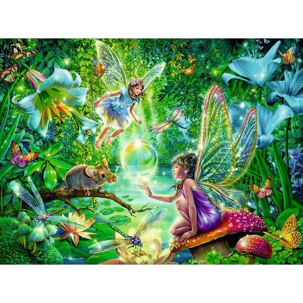 Ravensburger Fairy Magic Frame Jigsaw Puzzle