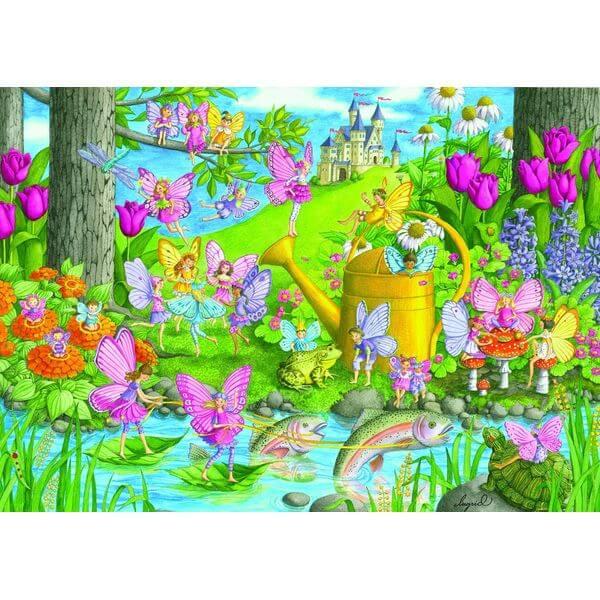 Ravensburger Fairy Playland Jigsaw Puzzle