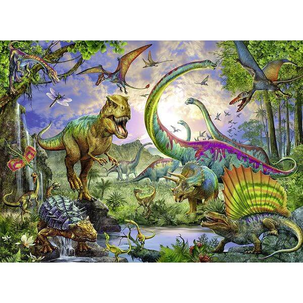 Ravensburger Realm of the Giants Jigsaw Puzzle