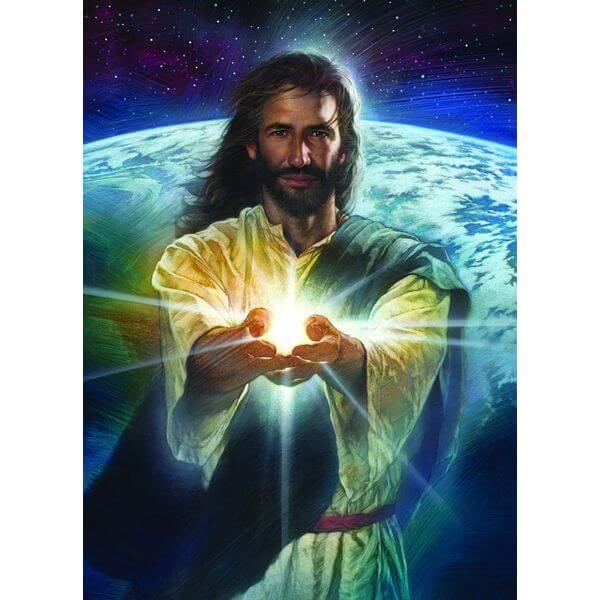 Light of the World Religious Puzzle