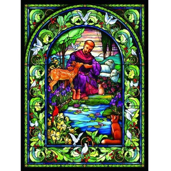 St. Francis Jigsaw Puzzle