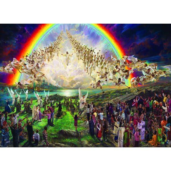 The Blessed Hope Christian Jigsaw Puzzle
